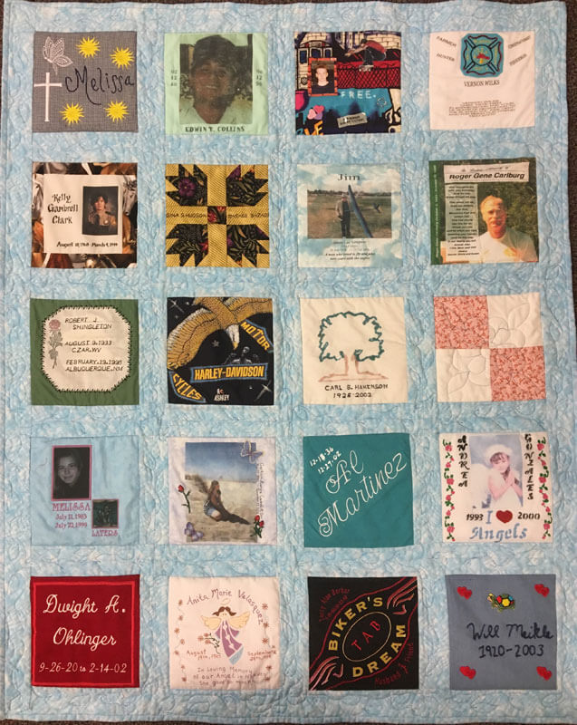 New Mexico Motor Vehicle Division Albuquerque Nm >> Donor Family Quilt - New Mexico Donor Services